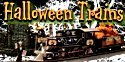 Learn about Halloween trains and villages.