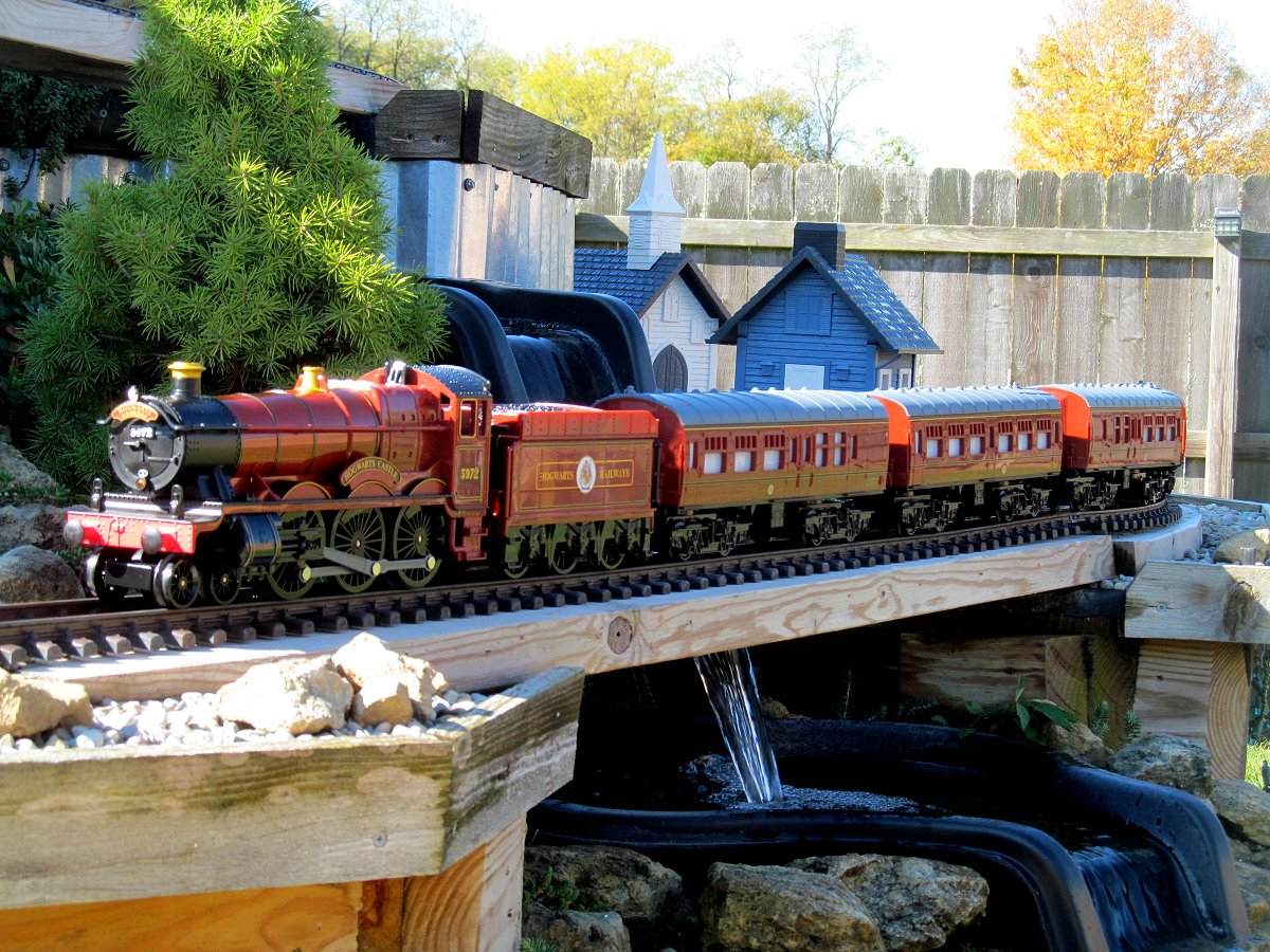 "Lionels® Toy ""G"" Trains, from Family Garden Trains(tm)"
