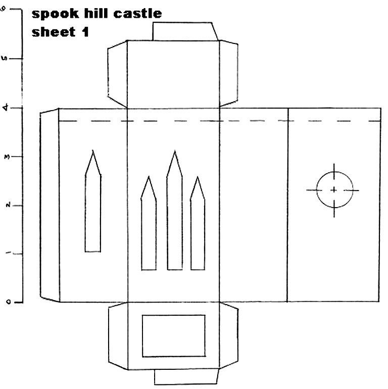 Spook Hill™ #1 - Stately Pane Manor