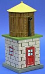 For tinplate model railroaders we have included a 'faux-tinplate' option that will help this tower fit in on 'retro' railroads.